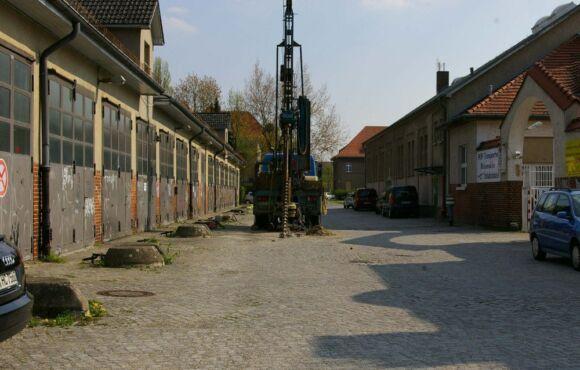 Beseler Kaserne Spandau